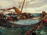 Symposium Traditionele visserij