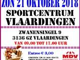 Rommelmarkt Sportcentrum Vlaardingen