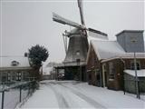 Kerstmarkt bij molen de Tijd