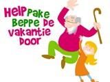 Help Pake en Beppe de Vakantie door