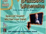 Jubileum concert Brassband Wilhelmina 120 jaar