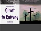 Passiecantate Olivet to Calvary