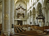 Brocante in de Grote Kerk Dordrecht