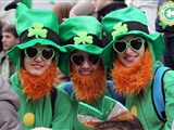 St Patrick's Day The Netherlands