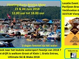 Floating Party Brielse Meer