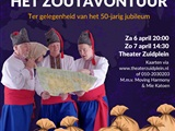 Ensemble Kalinka - Het zoutavontuur
