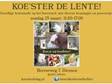 'KOE'ster de Lente feel good & shop event
