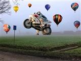 Höfteballooning
