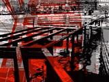 Prenten-expositie 'Kijken door de Bouwende Stad'