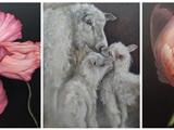 Landelijk Atelierweekend met 4 kunstenaars