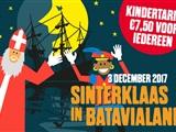 Ontmoet Sinterklaas in Batavialand