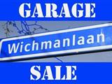 Wichmanlaan Garage Sale