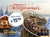 Magische Winterweken in Toverland