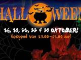 Halloween in Drouwenerzand Attractiepark