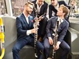 Nieuw Amsterdams Klarinet Kwartet - Ode aan Adam