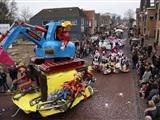 Carnavalsoptocht Slagharen