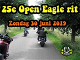 25e Open Eagle rit