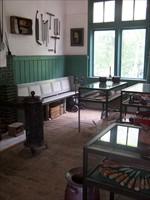 Museum voor Handwerktuigen Station Kropswolde in Hoogezand, Groningen