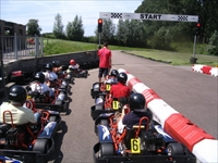 Outdoor Karting Vaals in Vaals, Limburg