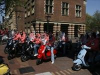 Scooter Verhuur Noordwijk in Noordwijk, Zuid-Holland