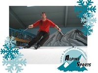 Alpine Sports in Den Hoorn, Zuid-Holland