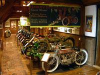 American Motorcycle Museum in Raalte, Overijssel