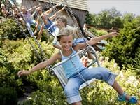 Attractie- & Vakantiepark Slagharen in Slagharen, Overijssel
