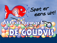 Speelpark De Goudvis in Sint Maartenszee, Noord-Holland