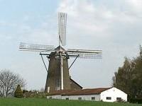 Beltkorenmolen in Nuth, Limburg