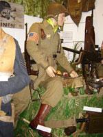 Betuws Oorlogsmuseum in Heteren, Gelderland