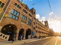 Beurs van Berlage in Amsterdam, Noord-Holland
