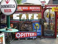 Bierreclamemuseum Breda in Breda, Noord-Brabant