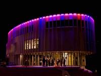 Bijlmer Parktheater in Amsterdam, Noord-Holland