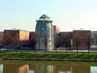 Bonnefantenmuseum in Maastricht, Limburg