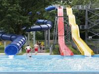 Bosbad Hoeven - Waterspeelpark Splesj