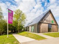 Buitencentrum Oostvaardersplassen in Lelystad, Flevoland