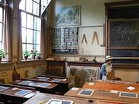 Burghse Schoole in Burgh, Zeeland