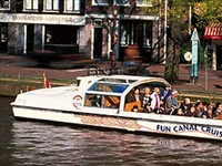 Canal Company in Amsterdam, Noord-Holland
