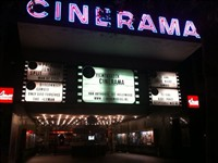Cinerama Filmtheater in Rotterdam, Zuid-Holland