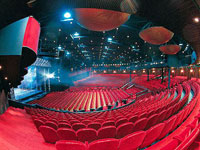 Afas Circustheater  in Den Haag, Zuid-Holland
