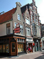 Corrie Ten Boomhuis in Haarlem, Noord-Holland