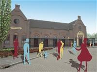 Cultureel Centrum Concordia in Haastrecht, Zuid-Holland