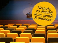 Cultureel Centrum Nesterlé in Nistelrode, Noord-Brabant