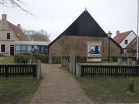 Cultuur-historisch museum 'Sorgdrager' in Hollum, Friesland