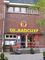 De Badcuyp in Amsterdam, Noord-Holland