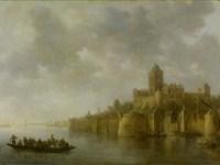 De Bastei in Nijmegen, Gelderland