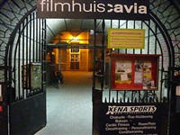 Filmhuis Cavia in Amsterdam, Noord-Holland