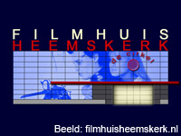 Theater - Filmhuis De Cirkel in Heemskerk, Noord-Holland