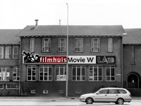 Filmhuis Movie W in Wageningen, Gelderland