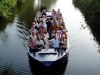 Fluisterboot De IJsvogel in Spijkenisse, Zuid-Holland